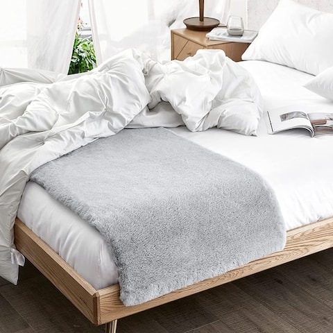 Chunky Bunny - Coma Inducer® End of Bed Topper - Glacier Gray