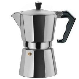 Primula 8936 Aluminum Stovetop Espresso Coffee Makers, 6 Cup