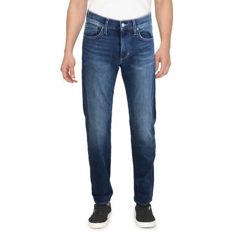 Joe's Jeans Mens Straight Leg Jeans Mid-Rise Narrow - Sherman