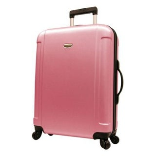 Travelers Choice Freedom 29- Inch Lightweight Hard-shell -Dusty Rose Spinner Upright