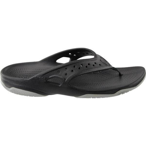 crocs casual sandals