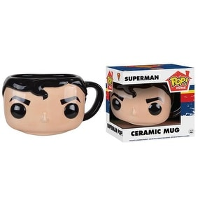 DC Comics Funko Superman Mug