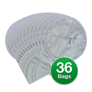 EnviroCare Replacement Vacuum Bags for Compact MG2 Vacuums - 3 Pack