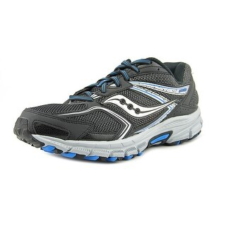 Saucony Grid Cohesion TR9 Plush W Round Toe Synthetic Trail Running