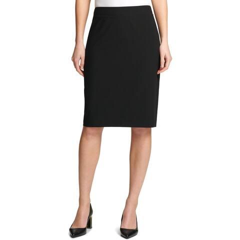 DKNY Womens Pencil Skirt Business Career