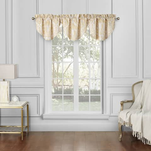 Waterford Maia Cascade Valances Set of 3 - 40x22
