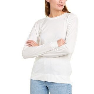 Link to Helmut Lang Sync Jersey Top Similar Items in Women's Sweaters