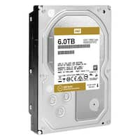 Wd Gold Wd6002fryz 6Tb Datacenter Hard Disk Drive With Sata 6Gb/S 128Mb Cache