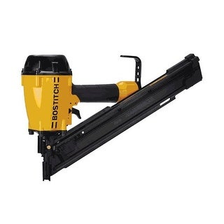 Bostitch BTF83PT Stick Low Profile Framing Nailer, 30 Degree