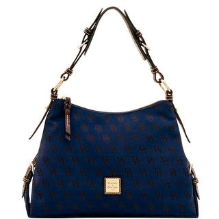 Dooney & Bourke Signature Small East West Slouch (Introduced by Dooney & Bourke at $198 in Sep 2017)