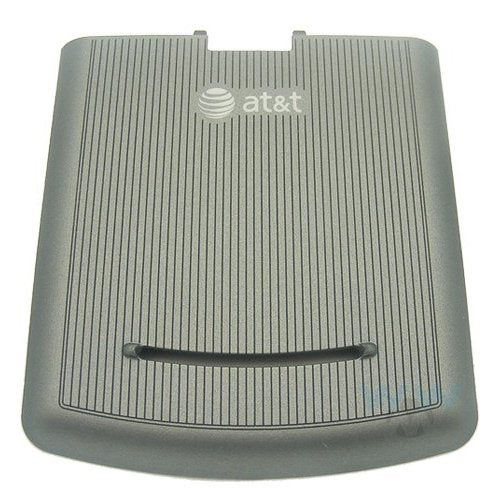 OEM Motorola Q9H Battery Door Cover - Gray