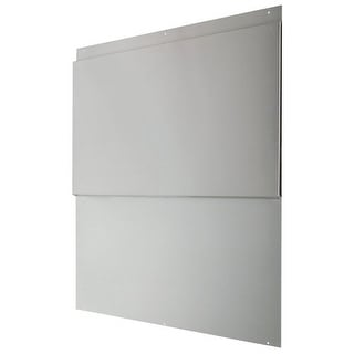 Air King BS42 42 Inch Wide x 33.44 Inch High Back Splash for Air King Profession