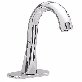 Toto TELS155  Toto TELS155 EcoPower 0.50 GPM Single Hole Electronic Bathroom Faucet - Polished Chrome