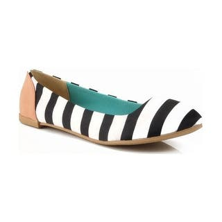 QupidSalya-629Striped Round Toe Ballet Flat|https://ak1.ostkcdn.com/images/products/is/images/direct/35da685e3464f9b4483cb9d54e526ab9ef36de9b/Qupid%EF%BF%BDSalya-629%EF%BF%BDStriped-Round-Toe-Ballet-Flat.jpg?impolicy=medium