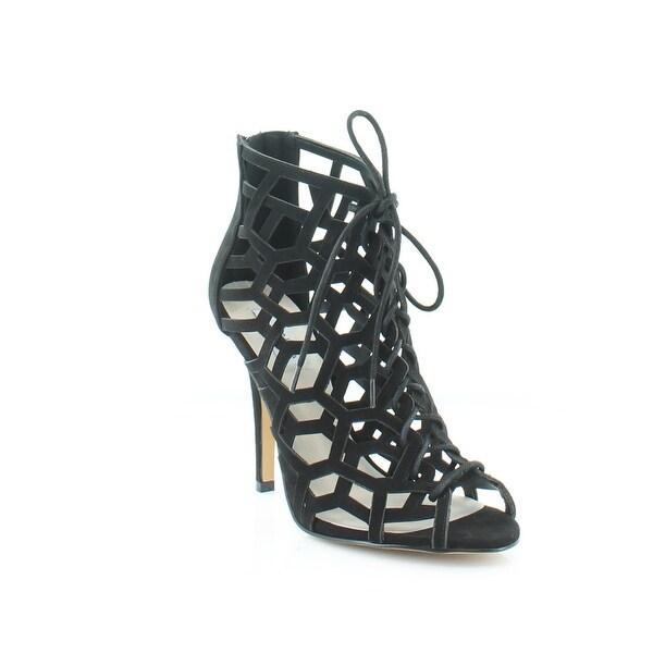 Chelsea & Zoe Phemie Women's Heels Black