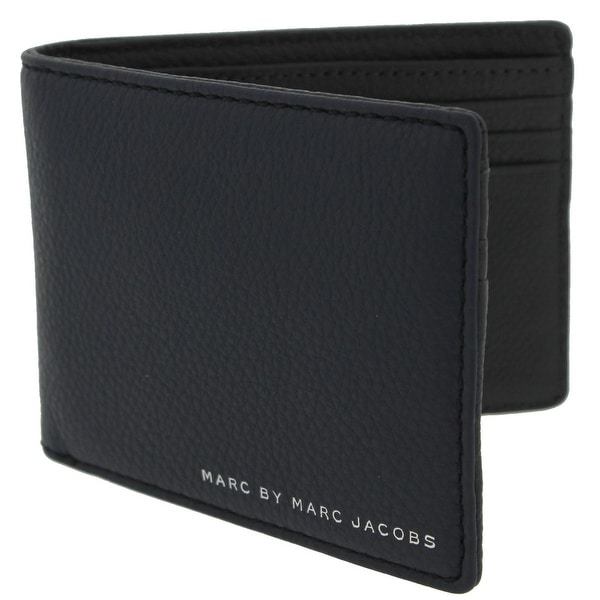 00f6c500dc Marc by Marc Jacobs Mens Martin Bifold Wallet Pebbled Leather - o/s