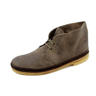 Clarks Men's Desert Guard Taupe Suede 62132