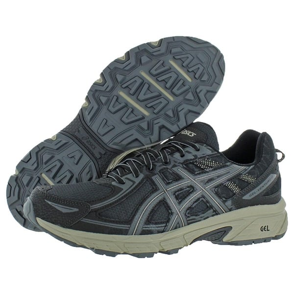 Asics Mens Alpine XT Trail Running Shoes Trainers Sneakers Black Sports