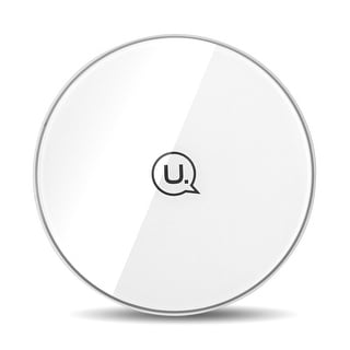 AGPtek Qi Fast Wireless Charger Charging Pad For iPhone X 8 Plus & Galaxy S9 S8 Note 8