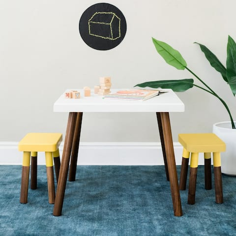 Taylor & Olive Wallflower Square Kids Table