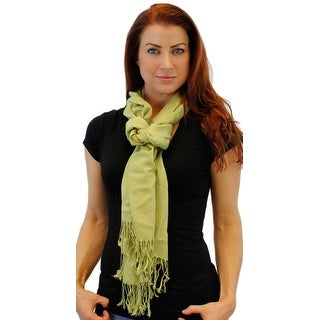 a159e674b19e1 Shop Stunning Ladies Faux Pashmina Scarf - Free Shipping On Orders Over $45  - Overstock.com - 13000938