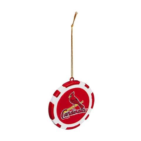 St. Louis Cardinals Ornament Game Chip