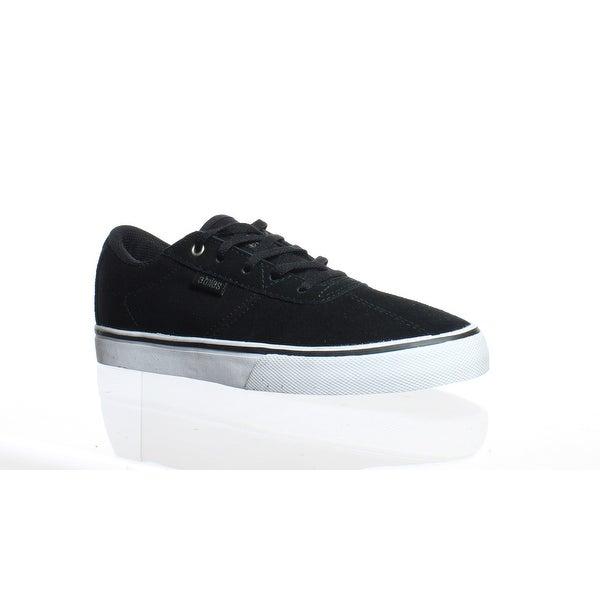 7328a23528 Shop Etnies Mens Scam Vulc Black White Gum Fashion Sneaker Size 5 ...