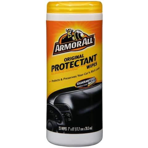 Armor All Original Protectant Wipes 25 ea