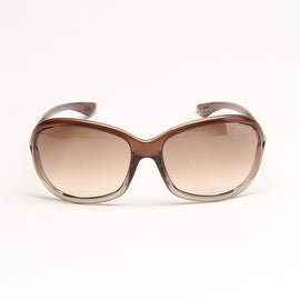 Jennifer Brown Sunglasses With Brown Gradient Lens