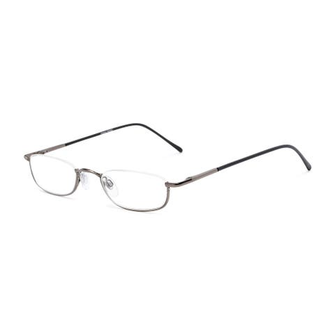 Readers.com The Magnum Rectangle Reading Glasses
