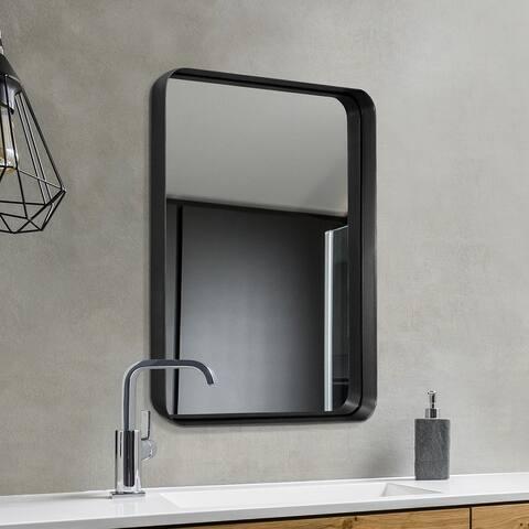 Carbon Loft Cornwell Metal Beveled Venetian Wall Mirror