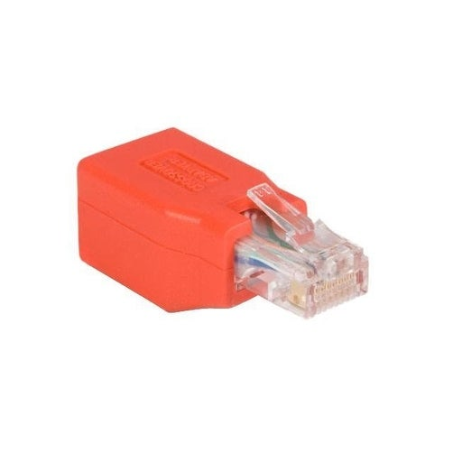 Startech - Gigabit Cat 6 To Crossover Ethernet Adapter