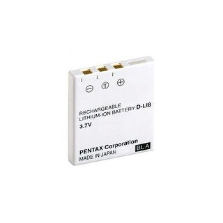 New Replacement Battery For PENTAX Optio W20 Camera Model