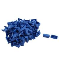 Laptop Plastic LED Cover Blue 120pcs for 104 Mechanical Keyboard