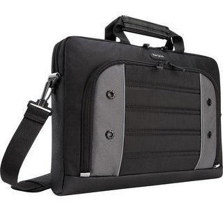 Targus Drifter Slipcase For 15.6-Inch Laptops, Black (Tss874)