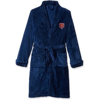 Chicago Bears Silk Touch Bath Robe, Large/X-Large - multi