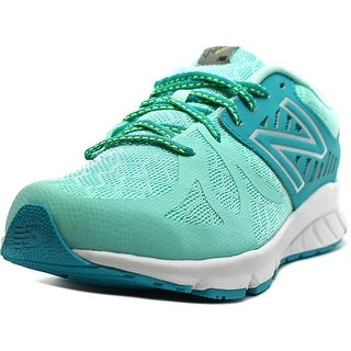 New Balance KJRUS W Round Toe Synthetic Running Shoe