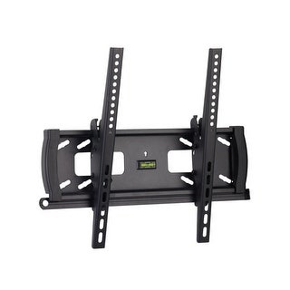 Monoprice Tilting Wall Mount Bracket with Security Bracket for 32-55 inch TVs, Max 99 lbs., UL Certified