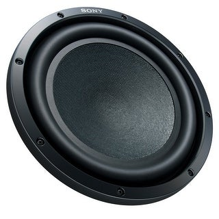 "Sony XS-GSW121 GS-Series 12"" 4-Ohm Subwoofer"