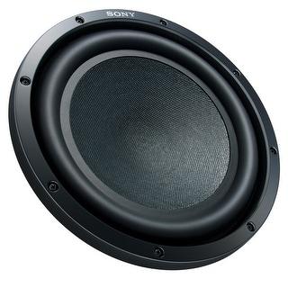 "Sony XS-GSW121D GS-Series 12"" 4-Ohm Dual Voice Coil Subwoofer"