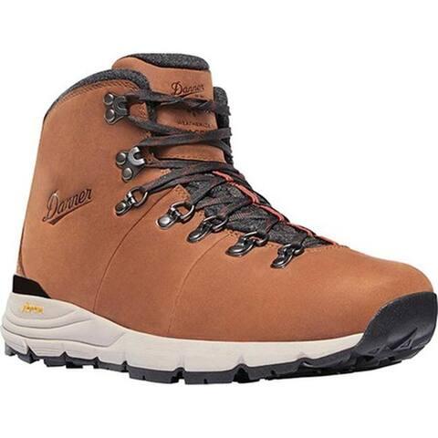 """Danner Men's Mountain 600 4.5"""" Insulated Boot Cedar Full Grain Leather"""