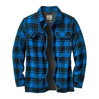 Legendary Whitetails Men's Trailblazer Waffle Lined Shirt