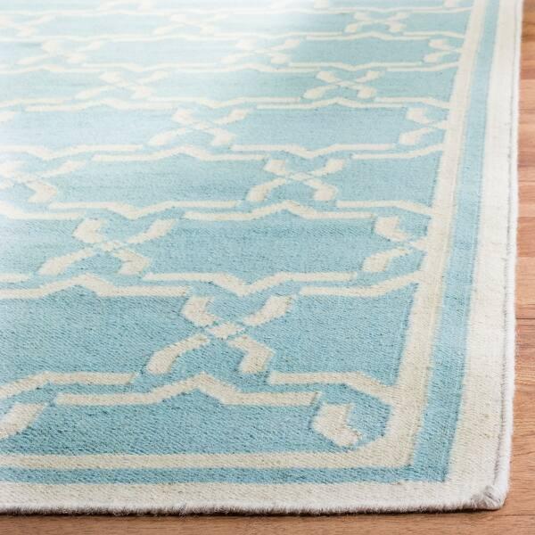 Safavieh Handmade Flatweave Dhurries Valarie Modern Moroccan Wool Rug Overstock 7724727