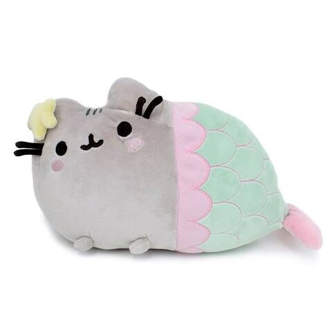 "Gund Pusheen Mermaid Plush, 7.25"" - Multi"