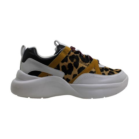 INC International Concepts Women's Shoes Gemella Low Top Bungee Fashion Sneakers