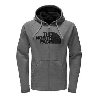The North Face Men's Avalon Hoodie Full Zip TNFMD Grey