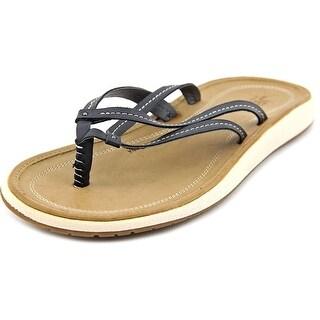 JBU by Jambu Woodbury Open Toe Synthetic Thong Sandal