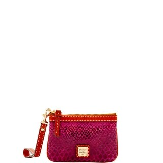 Dooney & Bourke Snake Medium Wristlet (Introduced by Dooney & Bourke at $68 in Nov 2016)