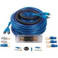 Db Link Ck4Z Competition Series 4-Gauge Amp Installation Kit