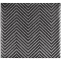 """Chevron Black Glitter - Mbi Expressions Post Bound Album 12""""X12"""""""